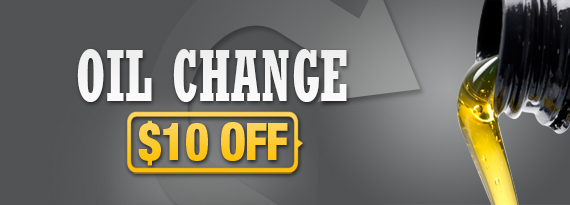 $10 OFF Any Oil Change!